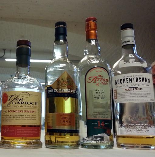 whisky domicile lille